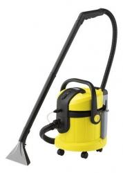 Пылесос моющий Karcher SE4002 желтый/черный