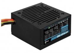 Блок питания Aerocool VX-400 PLUS (24+4+4pin) 120mm fan 2xSATA RTL