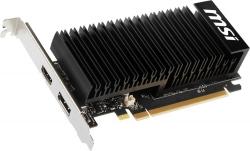 Видеокарта MSI GT 1030 2GHD4 LP OC nVidia Ret low profile