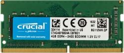Память DDR4 4Gb Crucial CT4G4SFS824A RTL SO-DIMM single rank
