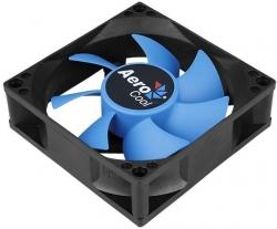 Вентилятор Aerocool Motion 8 Plus 80x80x25mm 3-pin 4-pin (Molex)27dB 90gr Ret