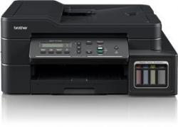 МФУ струйный Brother InkBenefit Plus DCP-T710W (DCPT710WR1) A4 WiFi USB черный
