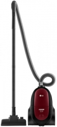 Пылесос LG VK76A06NDRP красный