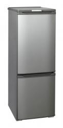 Холодильник Бирюса M118 серебристый