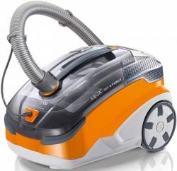 Пылесос моющий Thomas Twin Pet & Family серый/оранжевый