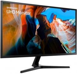 Монитор Samsung U32J590UQI темно-серый