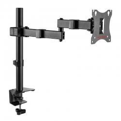 Кронштейн для мониторов Arm Media LCD-T03 черный 15 -32 макс.7кг настольный поворот и наклон верт.перемещ.
