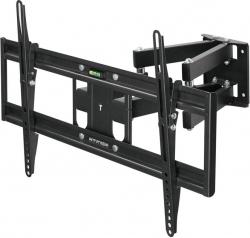 Кронштейн для телевизора Arm Media PT-16 NEW черный 32 -70 макс.50кг настенный поворотно-выдвижной и наклонный