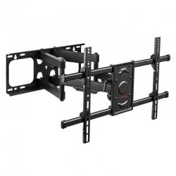 Кронштейн для телевизора Arm Media PARAMOUNT-70 черный 32 -90 макс.65кг настенный поворотно-выдвижной и наклонный