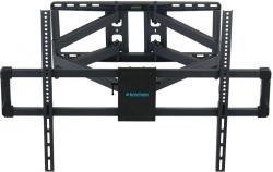 Кронштейн для телевизора Kromax ATLANTIS-75 черный 40 -90 макс.101кг настенный поворотно-выдвижной и наклонный