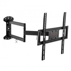 Кронштейн для телевизора Arm Media LCD-415 черный 24 -55 макс.35кг настенный поворотно-выдвижной и наклонный