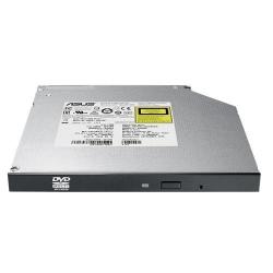 Привод DVD-RW Asus SDRW-08U1MT/BLK/B/GEN черный SATA slim ultra slim внутренний oem