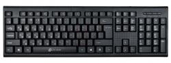 Клавиатура Oklick 120M черный