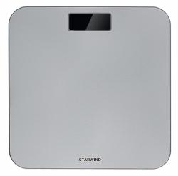 Весы напольные электронные Starwind SSP6010 рисунок/серый