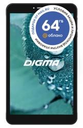 Планшет Digma CITI 8588 3G SC7731E (1.3) 4C/RAM1Gb/ROM16Gb 8 IPS 1280x800/3G/Android 8.1/черный/2Mpix/0.3Mpix/BT/GPS/WiFi/Touch/microSD 64Gb/minUSB/3500mAh