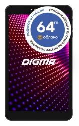 Планшет Digma CITI 8589 3G MTK8321 (1.3) 4C/RAM2Gb/ROM16Gb 8 IPS 1280x800/3G/Android 9.0/черный/2Mpix/0.3Mpix/BT/GPS/WiFi/Touch/microSD 64Gb/minUSB/3500mAh