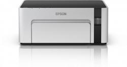 Принтер струйный Epson M1100 (C11CG95405) серый/черный