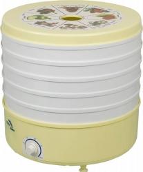 Сушка для фруктов и овощей Ротор Дива СШ-007 5под. белый
