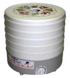 Сушка для фруктов и овощей Ротор СШ-002 5под. белый