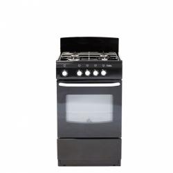 Плита Газовая De Luxe 5040.38г черный