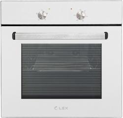 Духовой шкаф Электрический Lex EDM 040 WH белый