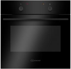 Духовой шкаф Электрический Kuchenchef KBE660S черный