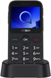 Мобильный телефон Alcatel 2019G серый моноблок 2.4 240x320 2Mpix GSM900/1800 GSM1900 max32Gb