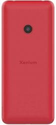 Мобильный телефон Philips E169 Xenium красный моноблок 2Sim 2.4 240x320 0.3Mpix GSM900/1800 GSM1900 MP3 FM microSD max16Gb