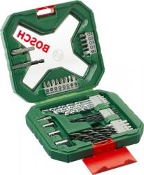 Набор бит и сверл Bosch X-line 34 (2607010608) (34пред.) для шуруповертов/дрелей