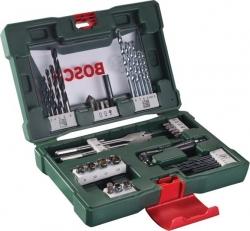 Набор принадлежностей Bosch V-line 41 предмет (жесткий кейс)