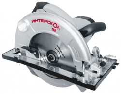 Циркулярная пила (дисковая) Интерскол ДП-190/1600М 1600Вт (ручная)