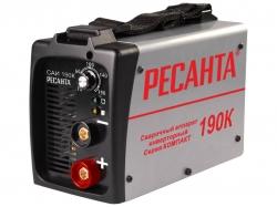 Сварочный аппарат Ресанта САИ-190К инвертор ММА DC
