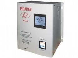 Стабилизатор напряжения Ресанта АСН-12000Н/1-Ц электронный однофазный серый