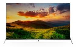 Телевизор LED TCL L55P8SUS Frameless стальной