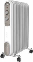 Радиатор масляный Polaris Compact CR V 1125 белый