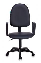 Кресло Бюрократ CH-1300N/OR-16 черный Престиж+ искусственная кожа