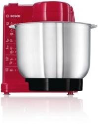 Кухонный комбайн Bosch MUM44R1 красный