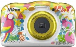 Фотоаппарат Nikon CoolPix W150 курорт 13.2Mpix Zoom3x 2.7 1080p 21Mb SDXC CMOS 1x3.1 5minF HDMI/KPr/DPr/WPr/FPr/WiFi/EN-EL19