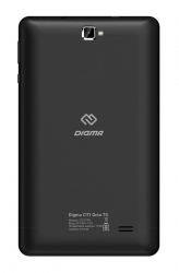 Планшет Digma CITI 7000 SC9863 (1.6) 8C/RAM4Gb/ROM64Gb 7 IPS 1920x1200/3G/4G/Android 9.0/черный/5Mpix/2Mpix/BT/GPS/WiFi/Touch/microSD 128Gb/minUSB/2800mAh