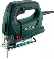 Лобзик Metabo STEB 70 Quick 570Вт 3300ходов/мин от электросети (кейс в комплекте)