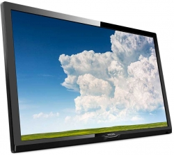 Телевизор LED Philips 24PHS4304/60 черный