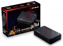 Карта видеозахвата Avermedia Live Gamer Ultra GC553 внешний USB 3.0