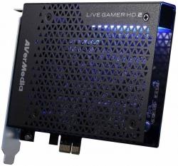 Карта видеозахвата Avermedia LIVE GAMER HD 2 GC570 внутренний PCI-E