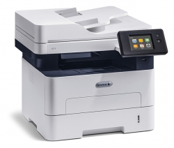 МФУ лазерный Xerox B215DNI# (B215V_DNI) белый/синий