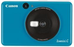 Фотоаппарат Canon Zoemini C синий 5Mpix microSDXC 50minF/Li-Ion