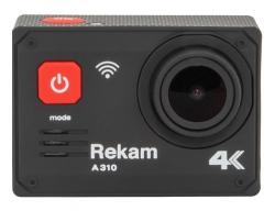 Экшн-камера Rekam A310 1xCMOS 16Mpix черный