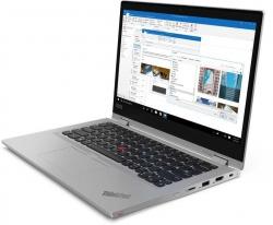 Трансформер Lenovo ThinkPad L13 Yoga Core i5 10210U/8Gb/SSD256Gb/Intel UHD Graphics/13.3 /IPS/Touch/FHD (1920x1080)/Windows 10 Professional 64/silver/WiFi/BT/Cam