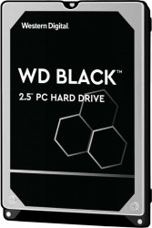Жесткий диск WD 1Tb WD10SPSX Black