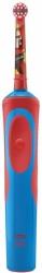 Зубная щетка электрическая Oral-B Vitality Kids D12.513K Incredibles2 красный/синий