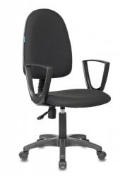 Кресло Бюрократ CH-1300N/3C11 черный Престиж+ 3C11